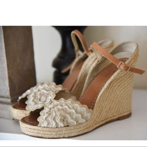 Women's Kate Spade Espadrille Wedge Sandals